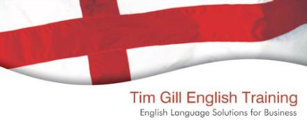 Tim Gill English Training